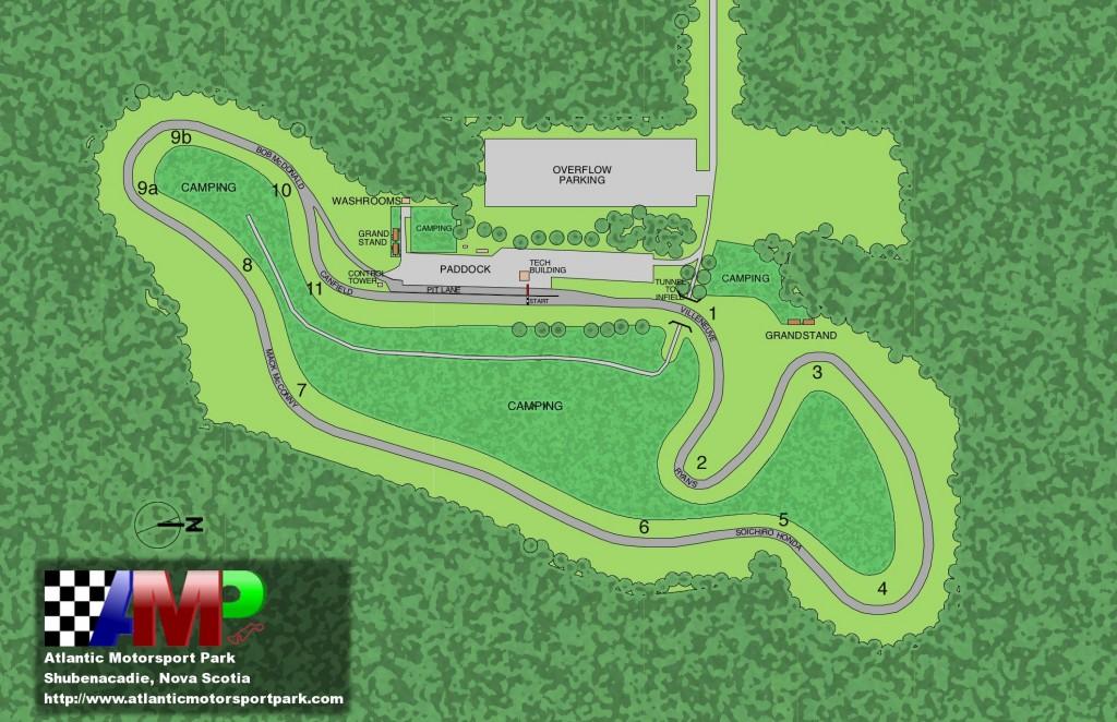 AMP-Map